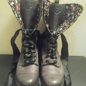Dr. Marten's Triumph Boots